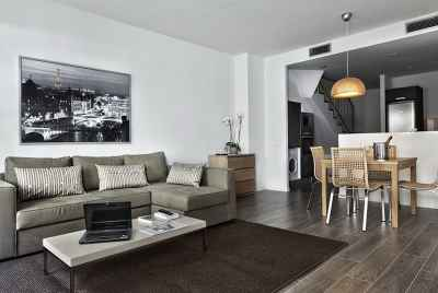Tourist Apartments with rental license in Barcelona, 100 meters from the sea